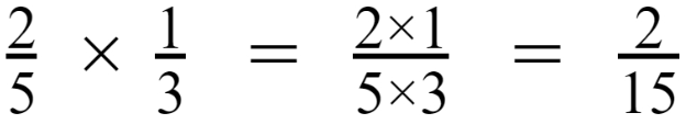 How to Multiply Fractions Step by Step3