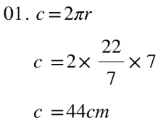 exercise answer 1