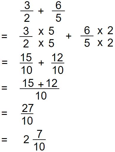 improper fraction addition 3