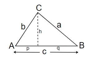 Pythagorean Theorem exercise 1