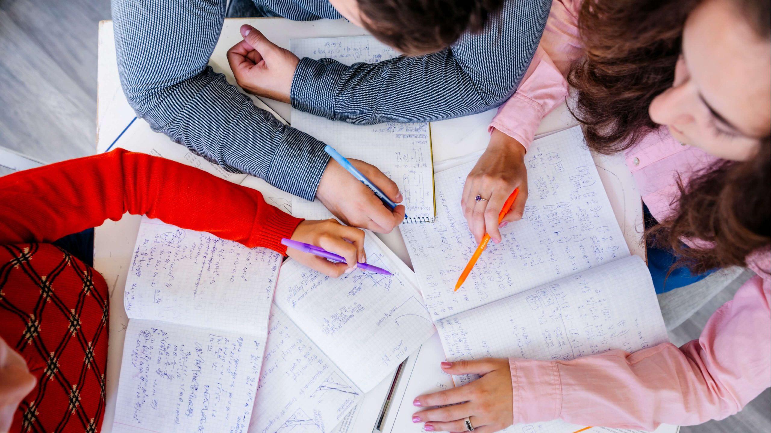 organizing study group 4k