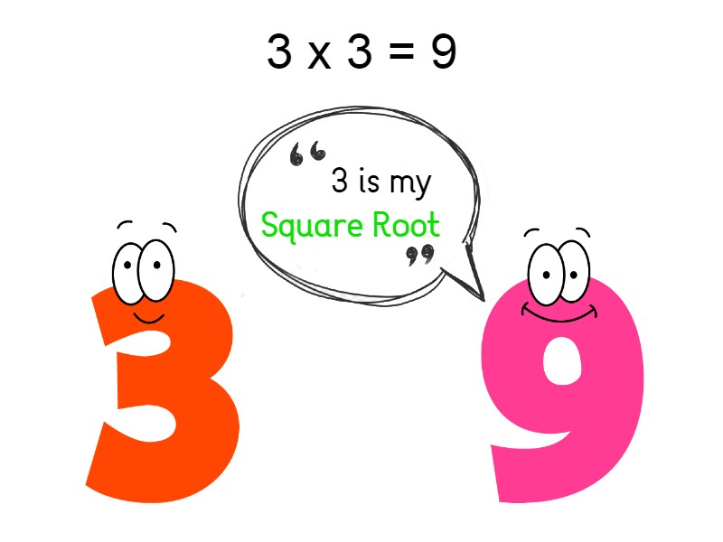 square and square root