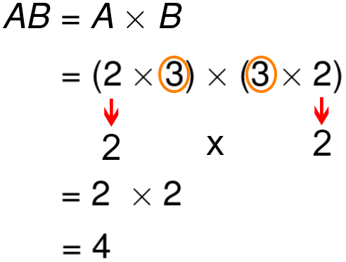 multiply matrix by matrix order