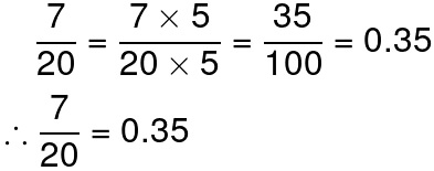 Convert Fraction to Decimal